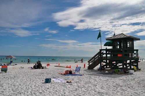 Siesta Key Beach, Sarasota, Fla.