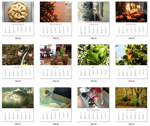 2010-2011 Calendar