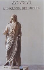 Augustus Caesar as pontifex