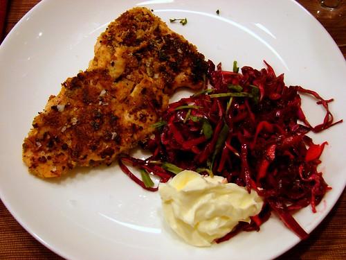 Dinner: January 10, 2010