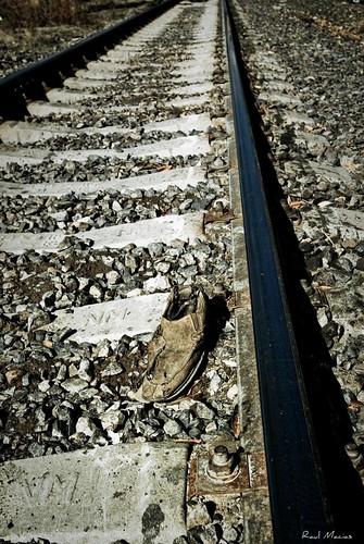 Zapato y vias