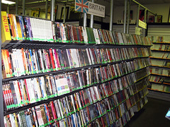 That's Rentertainment video store - British fi...