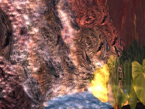 Bliss Gardens Park-Ethereal Falls