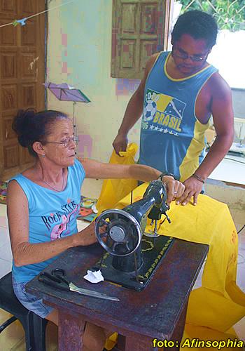 Bandinha 2010 Preparação 04 por você.