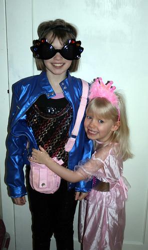 Disco Queen and Princess