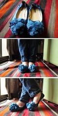 一號平底鞋