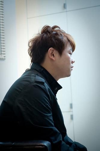 【男生髮型】將頭髮燙一下吧...好整理阿 @ MAX - fashion hair designer :: 隨意窩 Xuite日誌