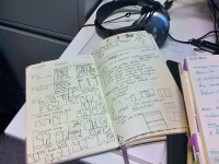 Open Research Notebook, 4 years apart (3)