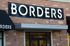 An Interesting footnote on the death of Borders Bookstore