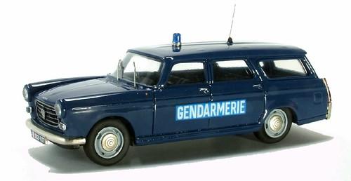 Eligor 404 Gendarmerie