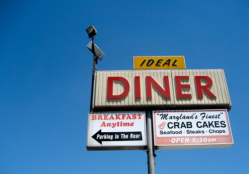 Ideal Diner - Aberdeen MD