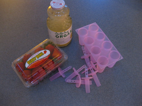 Popsicle Party Ingredients