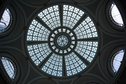 Ceiling at Westfield