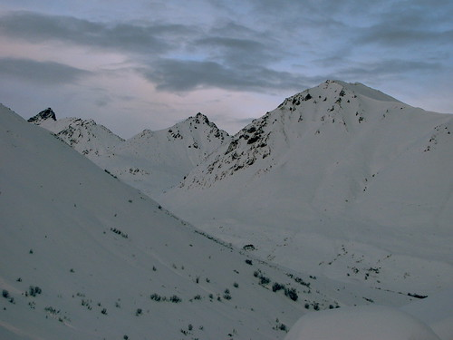 hatcher pass in january 10