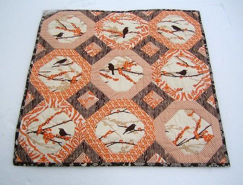 joel dewberry aviary quilt