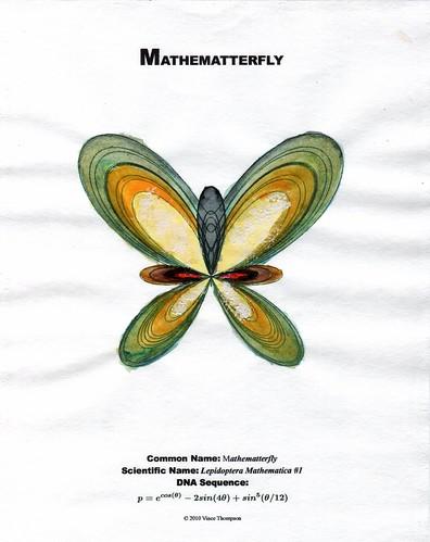 Mathematterfly Genesis