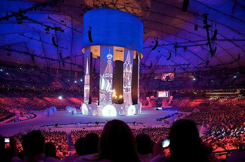 Closing Ceremonies, 2010 Winter Olympics, Vancouver