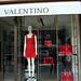 Valentino, Designer District of Passeig de Gracias and Las Ramblas, Barcelona