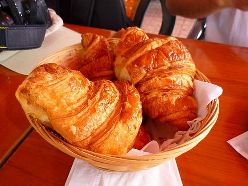 Croissants, Marigot, St Martin