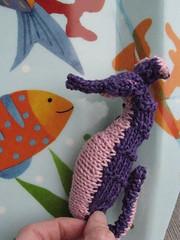 Calla's Seahorse