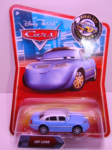 Disney CARS final Lap Jay Limo (5)