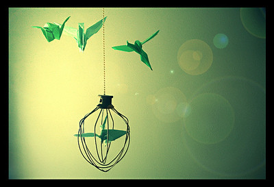 Paper Cranes 3