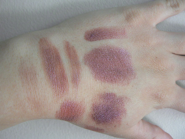Evil Angel Swatches