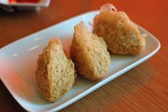 Chicken Taro Croquettes