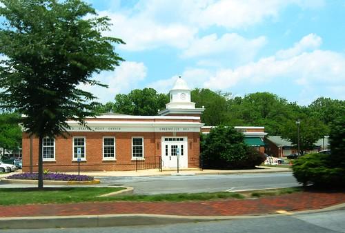Greenville, DE  Post office