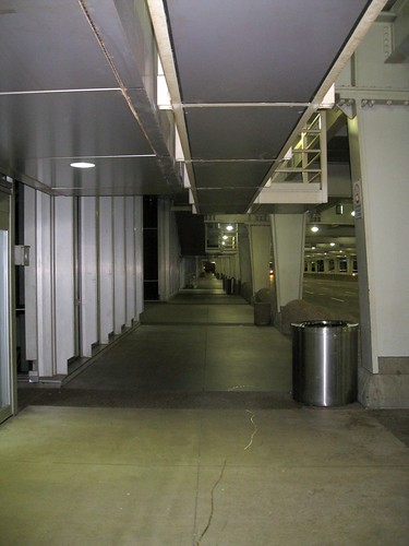empty airport