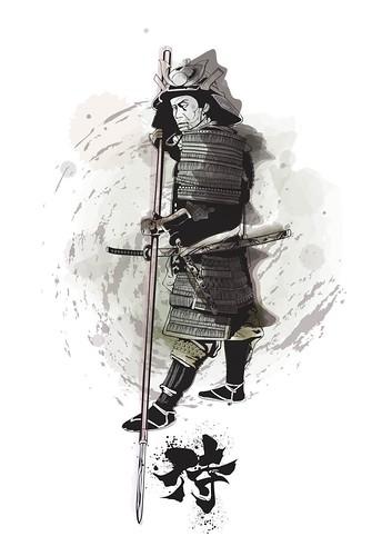 Samurai 1890