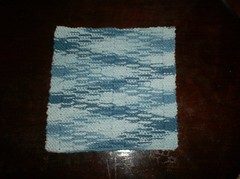 Denim Squidge Cloth