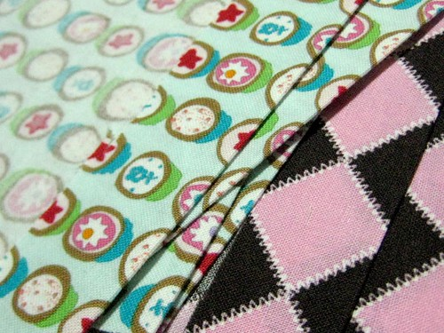Prepping Fabric