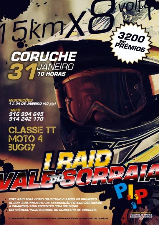 I Raid Vale do Sorraia - Coruche