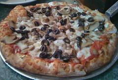 Green Lantern Lounge - Pizza Pie