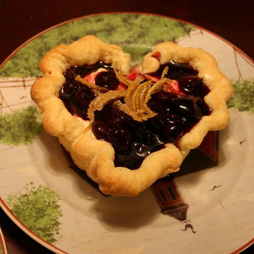 Lemon Blueberry Heartlets 4