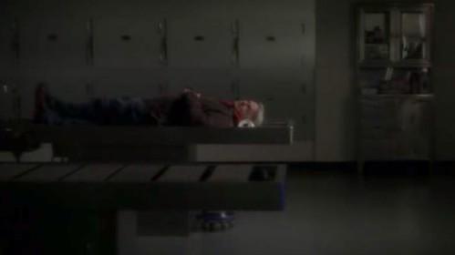 Gibbs in autopsy