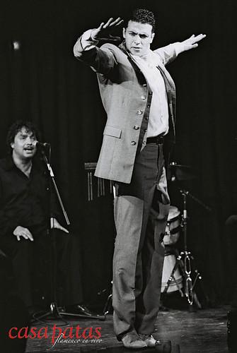 Noe Barroso. Foto: Martín Guerrero