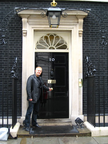 Mark at Number 10