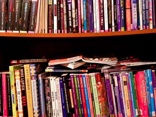Book Chaos by Sharon Drummond (AKA dolmansaxlil), on Flickr