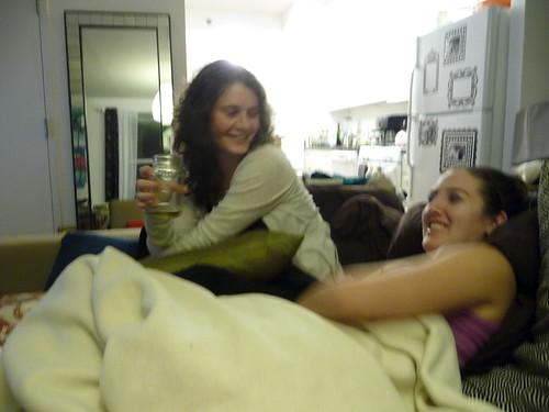kyrie & gareth's apartment