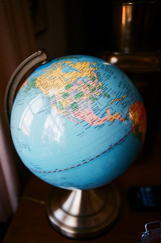 wouldn't it be cool to start a collection of globes?