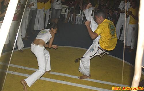 Capoeira CDLB 10 por você.