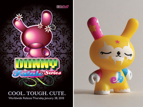 klor dunny special edition kidrobot