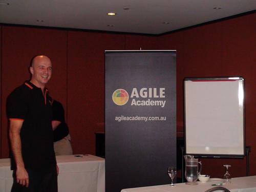 ASWEC 2009 - Steve Jenkins