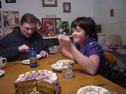 Rachel's 12 birthday