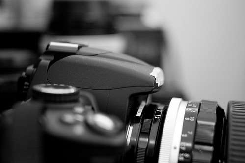 f/1.2 on the Aperture Ring
