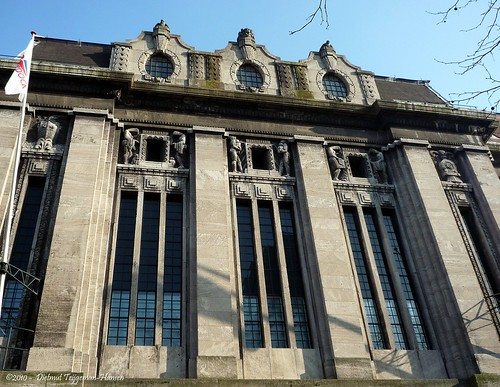 Het Rotterdamse postkantoor