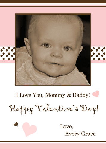 Avery Valentine's Day Card-mommy