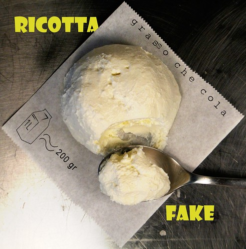 Fake Ricotta - The End